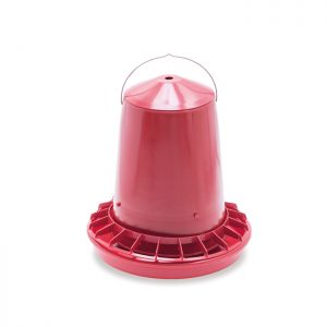 Plastic feeder for chicks and chickens Tay Line of 10 to 12 Kg.