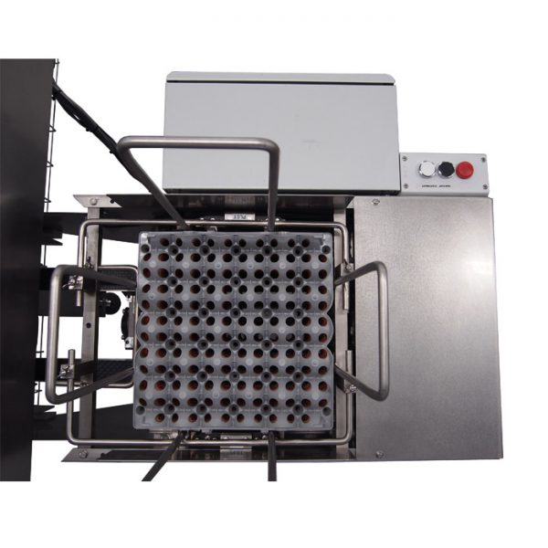 Automatic stacker egg packing machine